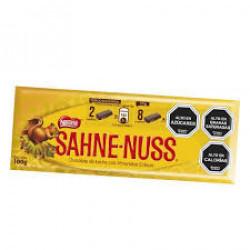 Chocolates Sahne Nuss 100g
