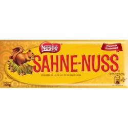 Chocolates Sahne Nuss 160g