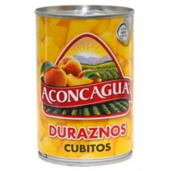 Duraznos Cubo Aconcagua 580g