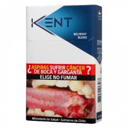 Cigarrillos Kent Belmont...