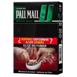 Cigarrillos Pall Mall...