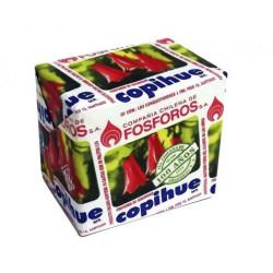 Caja de Fósforos Copihue 10...