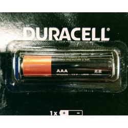 Pilas Duracell AAA