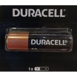 Pilas Duracell AA