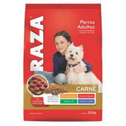 Alimento Perro 1,5 kg RAZA