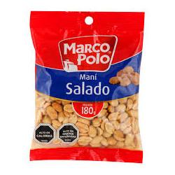 Maní Salado Marco Polo 160g