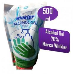 Alcohol Gel 500 cc Winkler