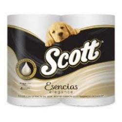 Papel Higienico Scott...
