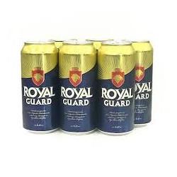 Pack 6u Cerveza Royal 470 CC