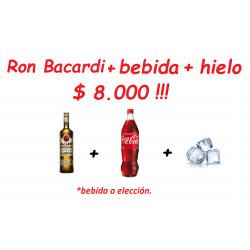 Ron Bacardi Oro 750 cc +...