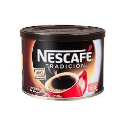 Café Nescafé Tradición 100g