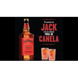 Whisky Jack Daniel´s Fire...