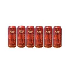 Pack 6u Cerveza Royal Amber...
