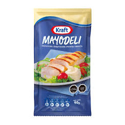 Mayonesa Kraft 90g