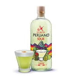 Pisco Secreto Peruano Sour...