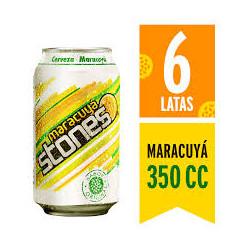 Pack Lemon Maracuya 350 cc 6u