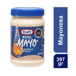 Mayonesa Kraft 397 cc