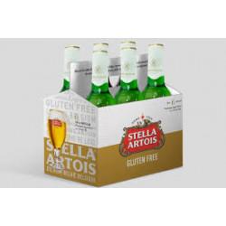 Pack 6u Stella Artois sin...