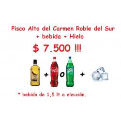 Promo Alto del Carmen Roble...