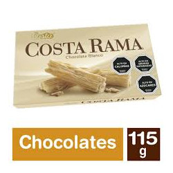 Chocolate Costa Rama Blanco...