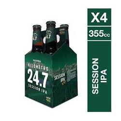 Pack 4u Cerveza km 24.7...
