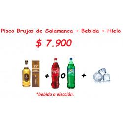 Pisco Brujas de Salamanca +...
