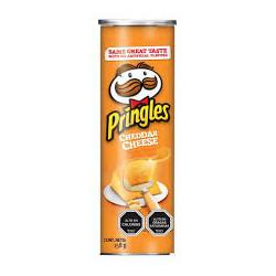 Papas fritas Pringles...