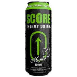 Bebida energética mojito...