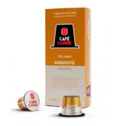 Café Caribe en Cápsula...